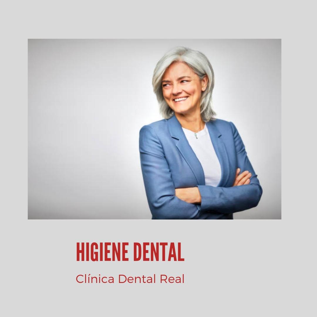 Higiene dental en Torrejón de la Calzada