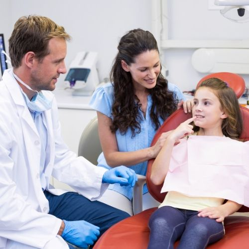 tratamiento de ortodoncia en la clínica