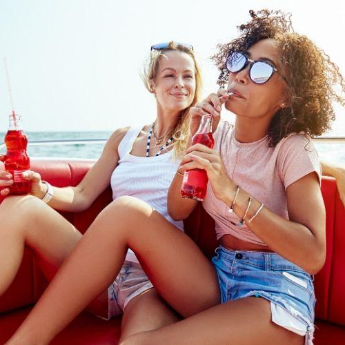 dientes sensibles al beber refrescos