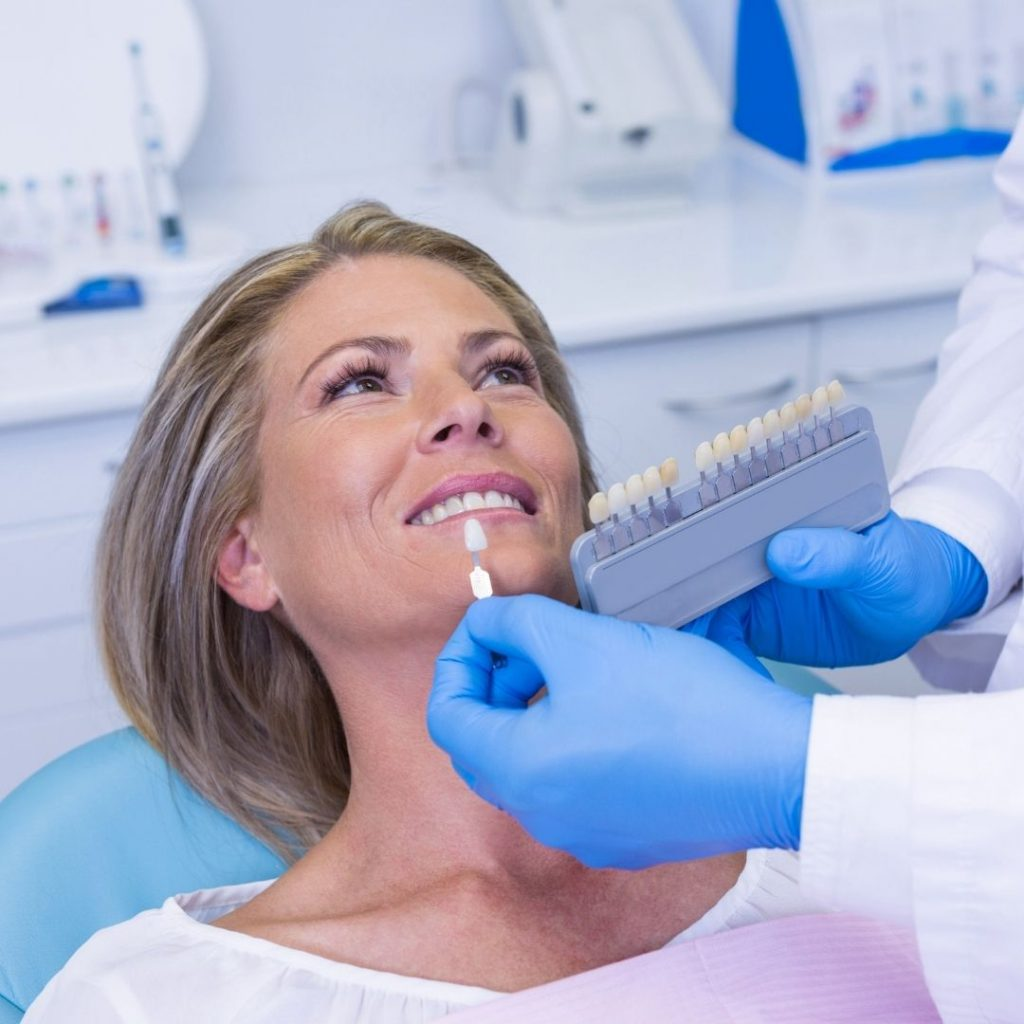Como mantener tus dientes blancos